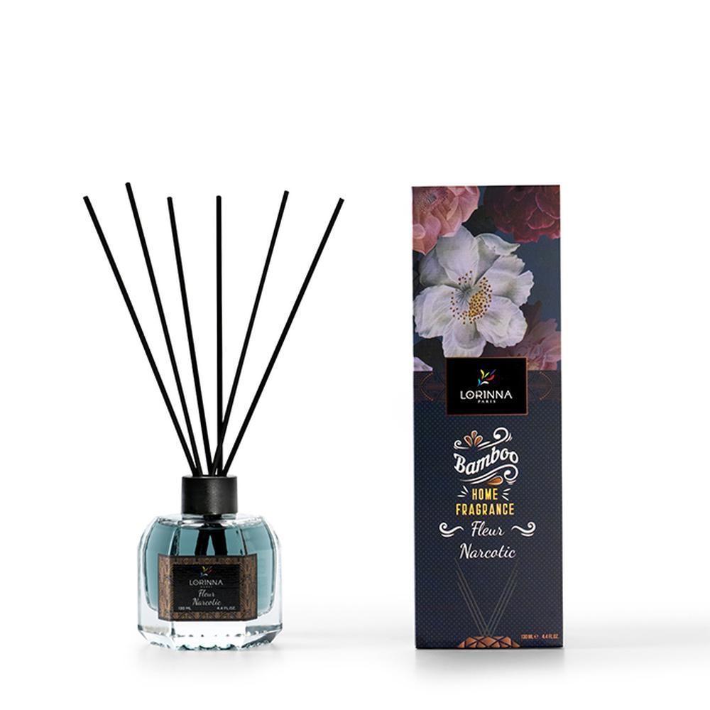 Lorinna Paris 130 ML Bambu Oda Kokusu (Fleur Narcotic)