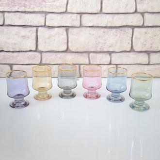 Lav Ary-359 6'lı Bardak - Renkli/320 ml