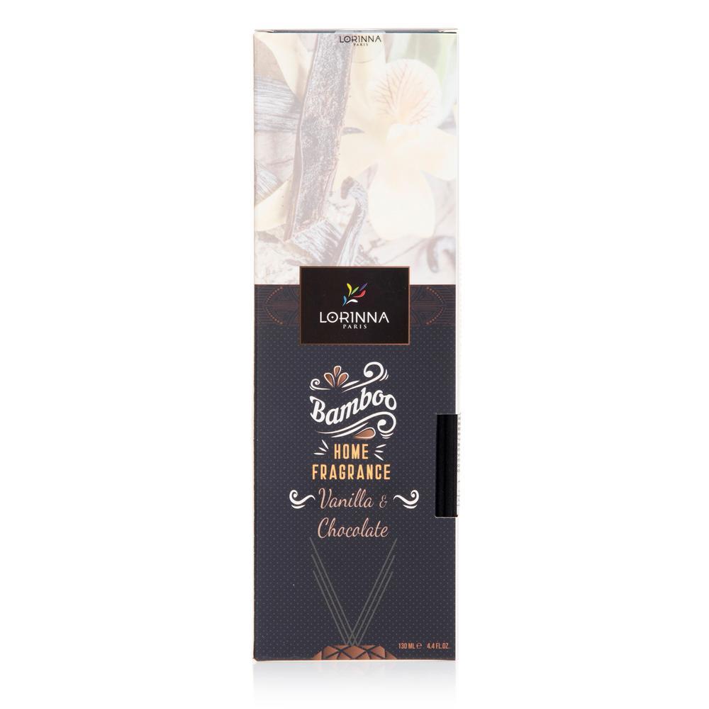Lorinna Paris 130 ML Bambu Oda Kokusu (Vanilia & Chocolate)