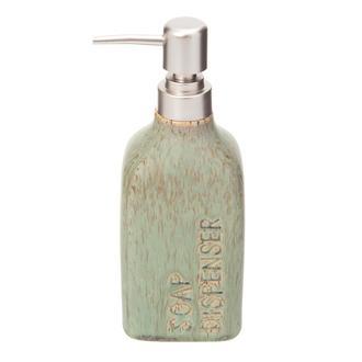 AquaLuna Taş Desen Sıvı Sabunluk