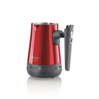 Arzum Ar3017 Cezveli Türk Kahvesi Makinası - Kırmızı/800 Watt
