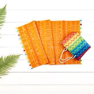 Linnea Holiday Plaj Havlusu 80x150 cm - Çok Renkli