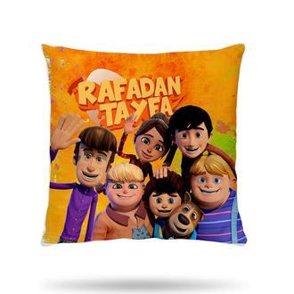 Hobby Rafadan Tayfa V4  Kırlent 40x40 cm