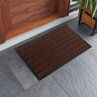 Giz Home Torino Kapı Önü Paspası Kırmızı - 45X75  cm