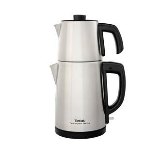 Tefal Tea Expert Deluxe Çelik Demlik Çay Makinesi - Paslanmaz Çelik / 1,8 lt