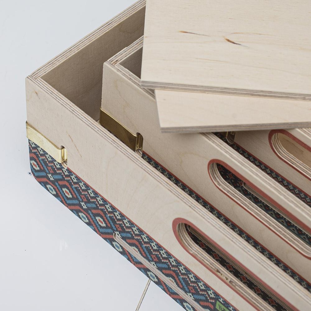 Wodiza Complex Large Basket