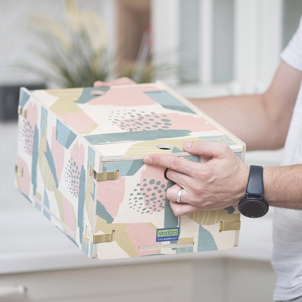Wodiza Pastel Medium Box
