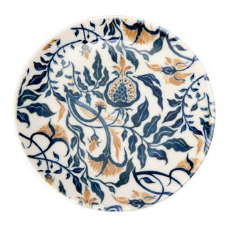 Tulu PorselenTatlı Tabağı - 19 cm