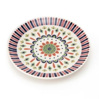 Tulu Porselen Renaissance Tatlı Tabağı  - 19 cm