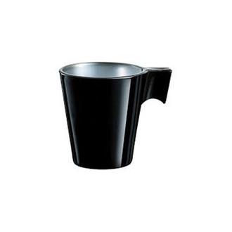 Luminarc Flashy Espresso Fincanı - Siyah