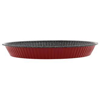 ArYıldız Granit Tart Kalıbı - Kırmızı/28 cm