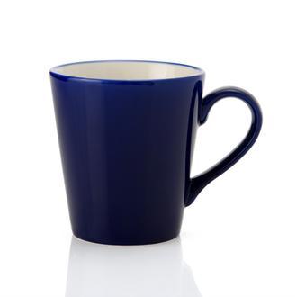 Tulu Porselen Ece Kupa - Blue/230 ml