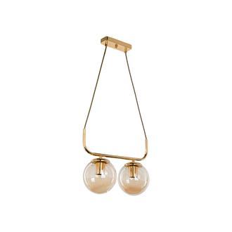 Modelight Terena 2'Li Sıralı Sarkıt Gold