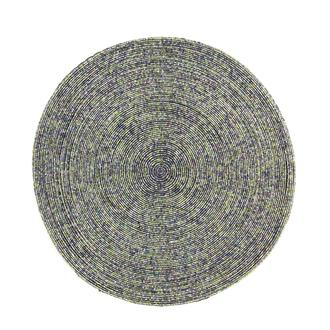 Marianna Twinkle Cam Boncuklu Supla - Gri/35 cm