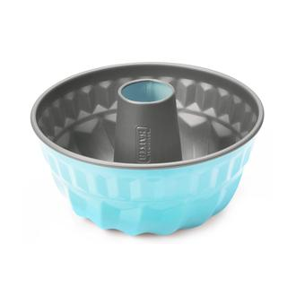 Kaıser Colour Borulu Kek Kalıbı - Açık Mavi/22 cm