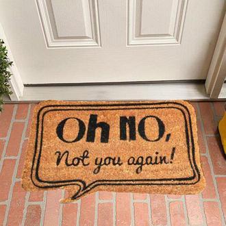 Giz Home Koko Oh No Kapı Önü Paspası - 40x60 cm
