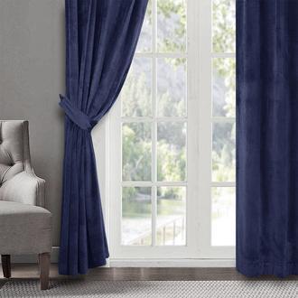 Premier Home Harmony Fon Perde - Lacivert - 170x270 cm
