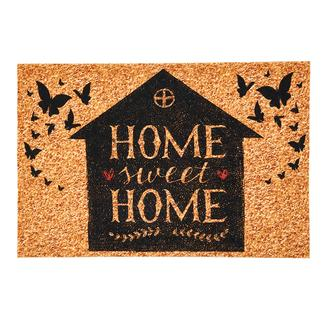 Giz Home Peppina Kapı Önü Paspası Home Sweet Home - 40X60 cm