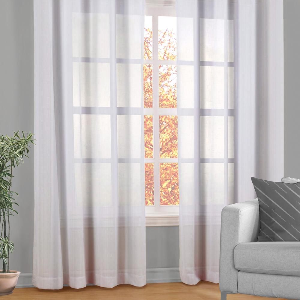 Garden Tül Perde - Beyaz - 250x270 cm