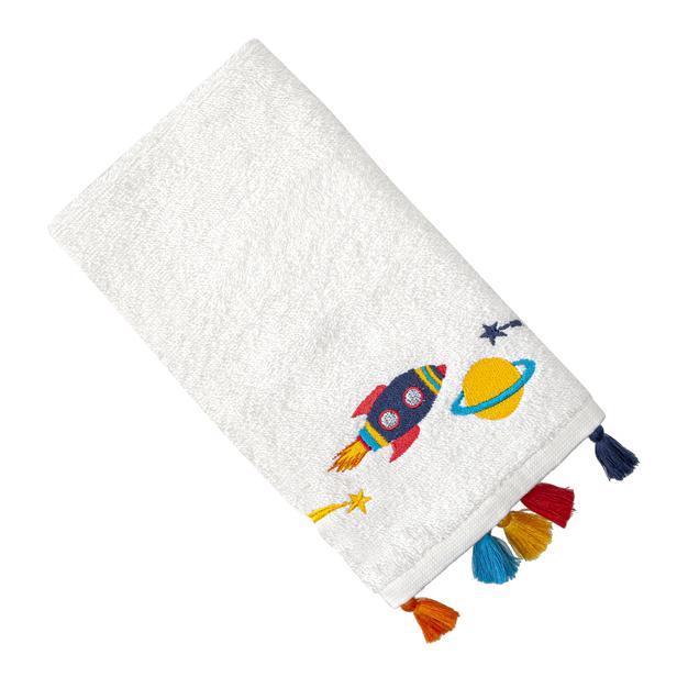 Nuvomon Space Çocuk Havlusu- 50x70 cm