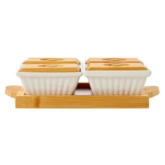 Bambum Asya 9 Parça Kahvaltı Seti