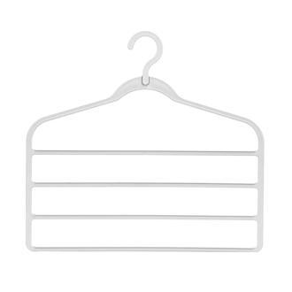 Gondol Dört Katlı Pantolon ve Elbise Askısı - Asorti