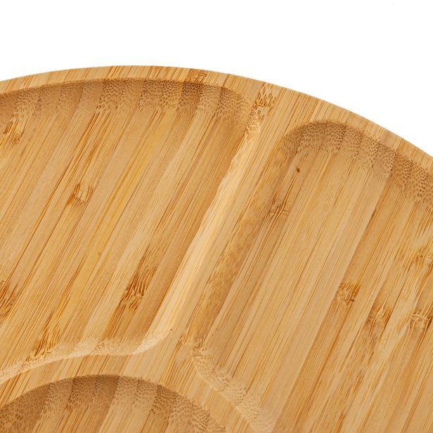 Bambum Victoria Dönen Servis Tabağı - 33 cm