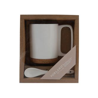 Porland Nuvola Porselen Kupa - 300 ml