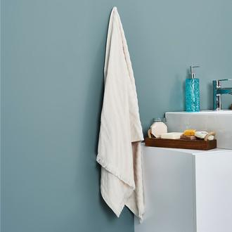 Altınbaşak Calvina Banyo Havlusu (Bej) - 70x140 cm