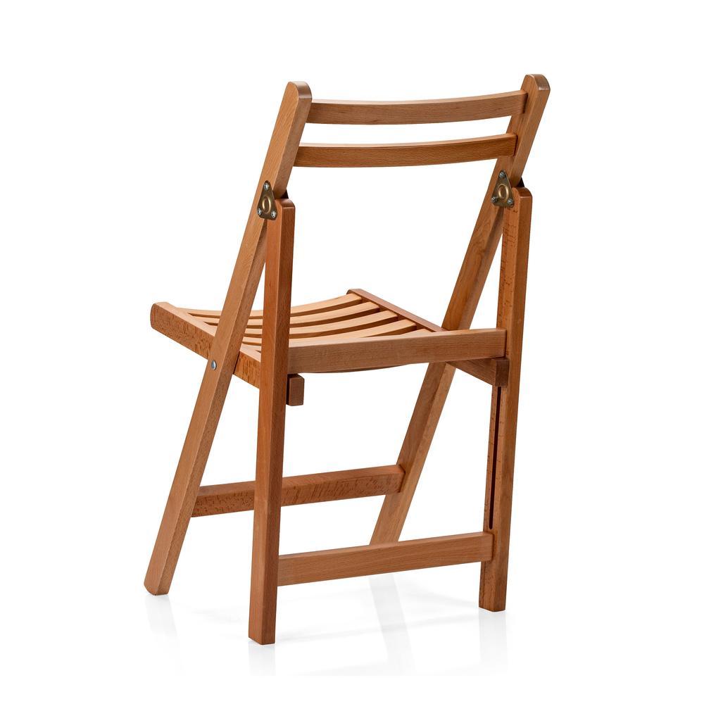 Just Home Kanyon Katlanır Sandalye - Naturel
