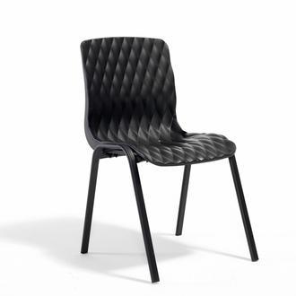 Novussi Royal Sandalye - Siyah