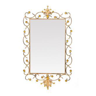 Giz Home Mx140078 Taşlı Dekoratif Ayna