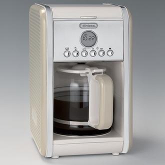 Ariete Vintage Filtre Kahve Makinesi - Bej