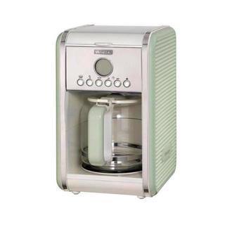 Ariete Vintage Filtre Kahve Makinesi - Yeşil