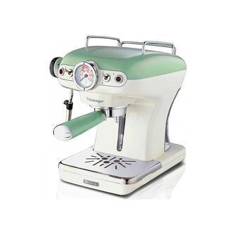 Ariete Vintage Espresso Kahve Makinesi - Yeşil