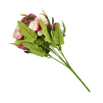 Q-Art 321236 Buket Yapay Çiçek - Asorti