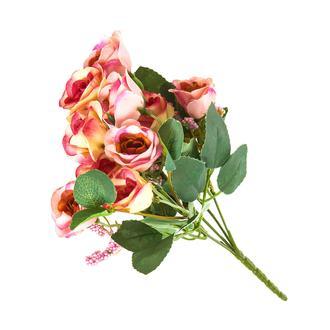 Q-Art 321235 Buket Yapay Çiçek - Asorti