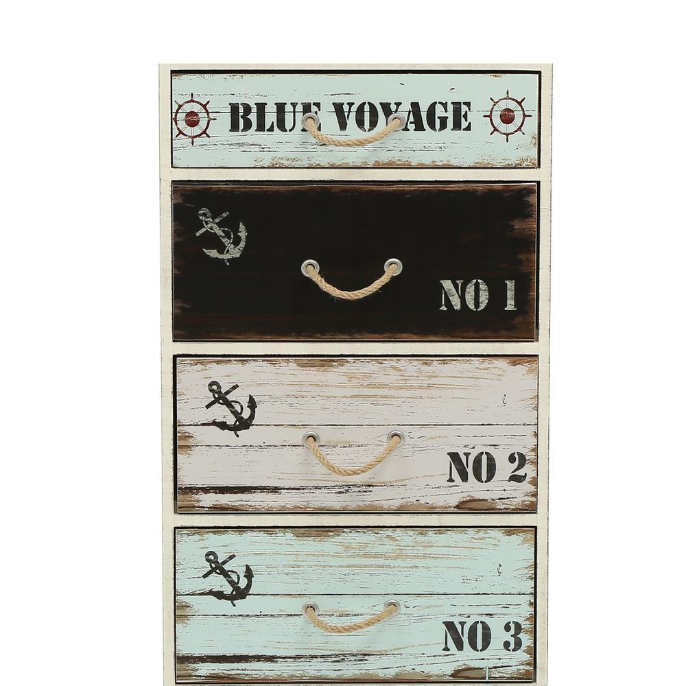 Vitale Blue Voyage Çekmeceli Ekmeklik