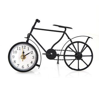 Q-Art Metal Bisiklet Saat