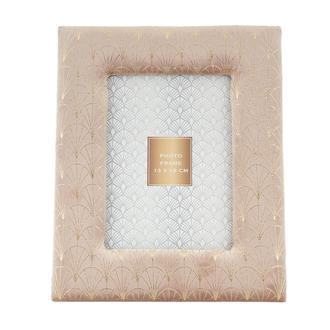 Q-Art Kadife Çerçeve (Asorti) - 20,7x25,75x2,5 cm