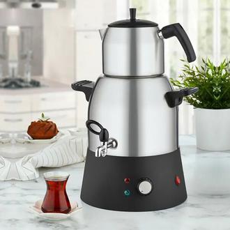 Sinbo STM-5817 Semaver Çay Makinesi - Gri / 1,7 lt