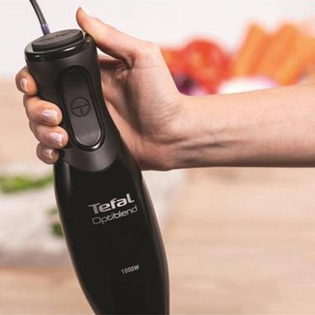 Tefal Optiblend Siyah 1000 W 1.5 lt Blender Seti