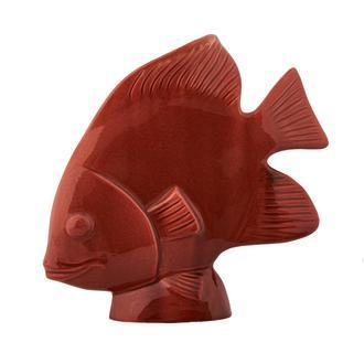 Yedi Home&Decor Seramik Balık Biblo