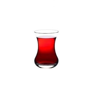 Paşabahçe 42771 Vefa 6'lı Çay Bardağı - 130 ml