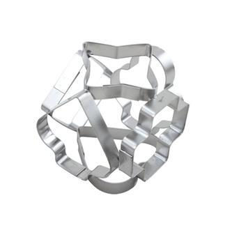 Fackelmann Kub Metal Kurabiye Kalıbı