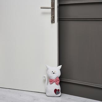 La Bonisa Kedi Figürlü Kapı Durdurucu