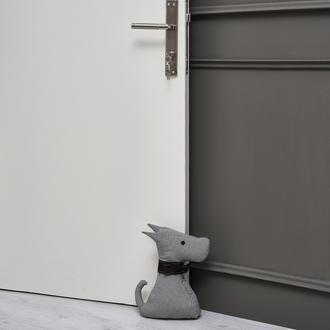 La Bonisa Köpek Figürlü Kapı Durdurucu