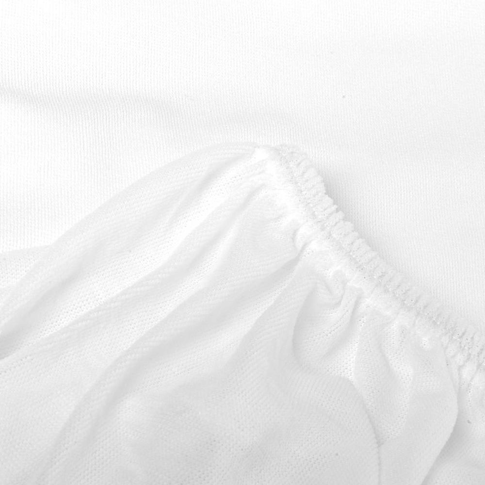Nuvomon Çift Kişilik Sıvı Geçirmez Alez - Beyaz - 160x200 cm