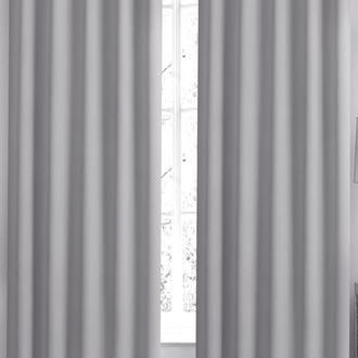 Premier Home FR Blackout Perde - Gri - 140x270 cm