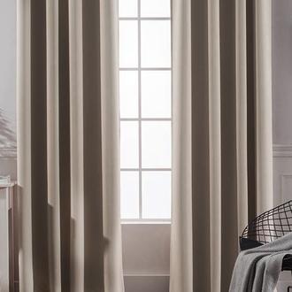 Premier Home FR Blackout Perde - Vizon - 140x270 cm